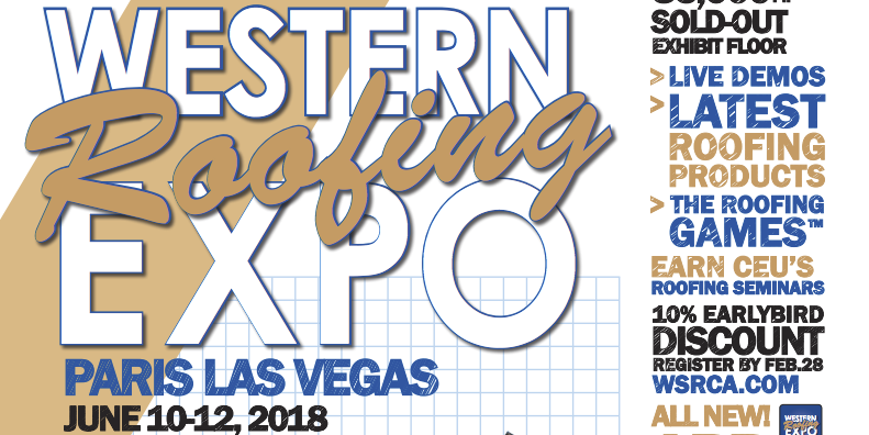 Western Roofing Expo Ib Roof Systems