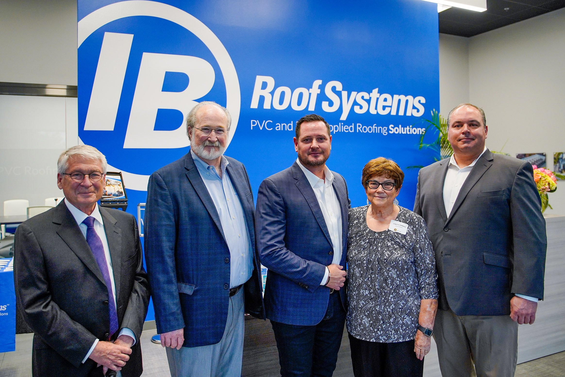 IB Roof Systems Honorees