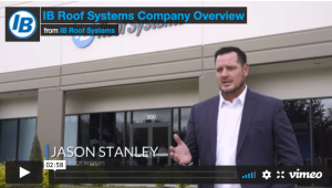 IB Roof Systems Corporate Video
